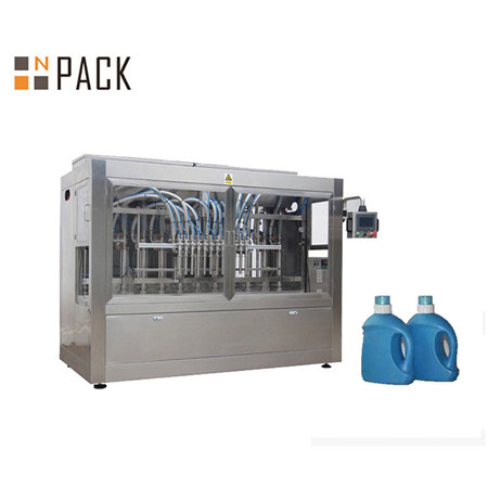 التلقائي هلام الاستحمام السائل المنظفات زجاجة السائل ملء آلة
